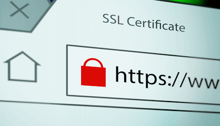 Secure your website or app with a secure certificate from CloudfloorDNS