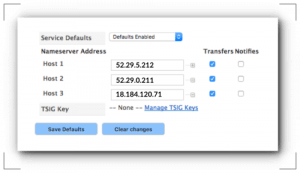 Adding in CFDNS IP's to allow for AXFR from Dyn