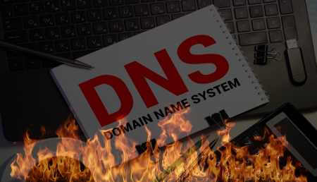 DNS Outage